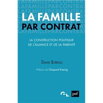 La famille par contrat