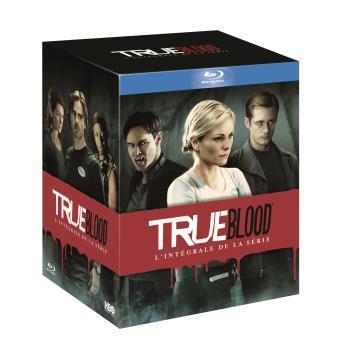 True BloodTrue Blood Coffret intégral des Saisons 1 à 7 Blu-Ray