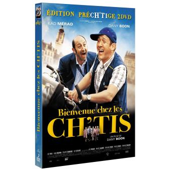 Bienvenue chez les Ch'tis DVD