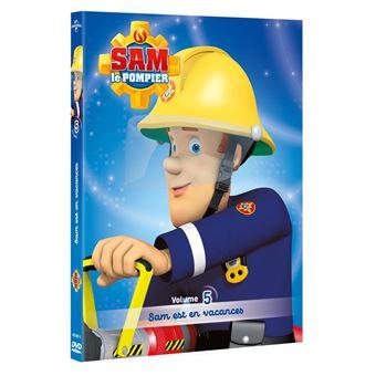 Sam le pompierVolume 5 : Sam est en vacances DVD