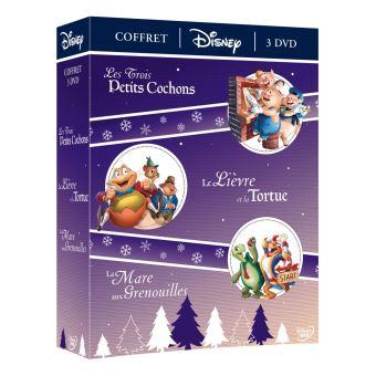 Coffret Les intemporels DVD