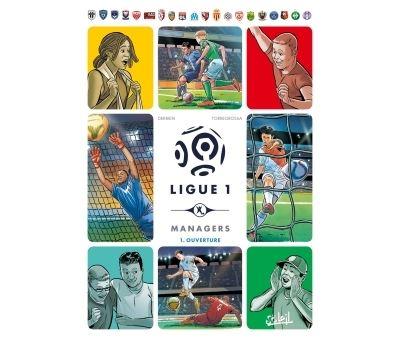 Ligue Un Managers T01 - Ouverture