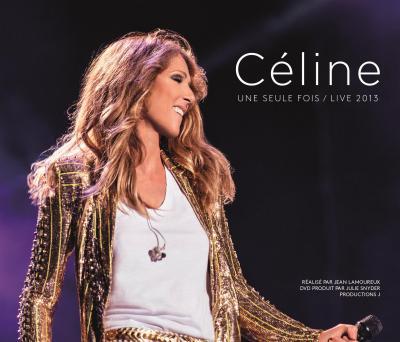 Une seule fois Live 2013 2 CD + DVD