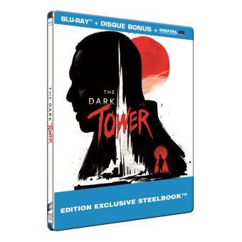 La Tour sombre Edition Limitée Steelbook Blu-ray