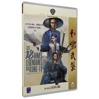 Les 18 armes légendaires du kung-fu - Edition Pocket
