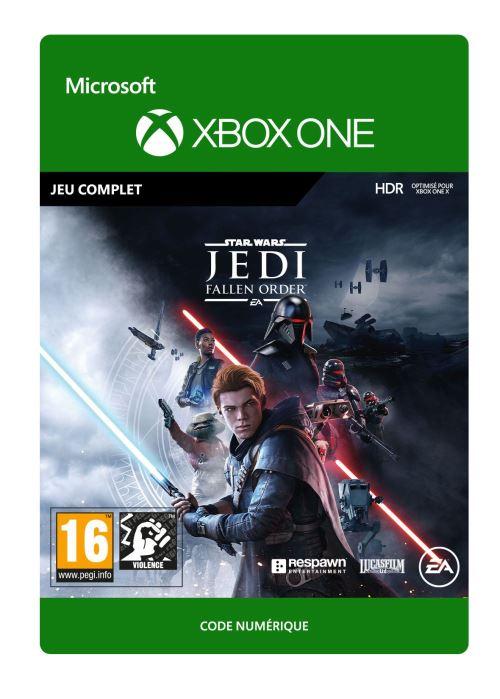 Code de téléchargement Star Wars : Jedi Fallen Order Xbox One