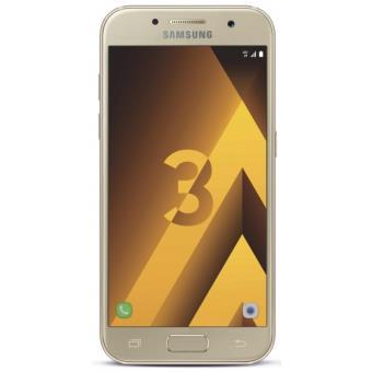 Smartphone Samsung Galaxy A3 2017 16 Go Or