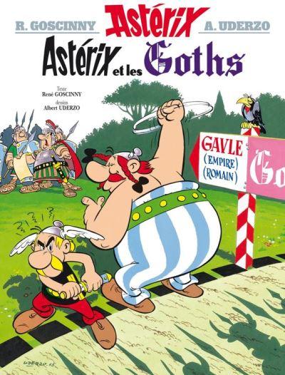 Astérix - Astérix et les Goths - n°3 - 9782012103627 - 7,99 €