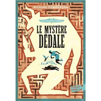 Les enquêtes d'HermèsLe mystère dédale