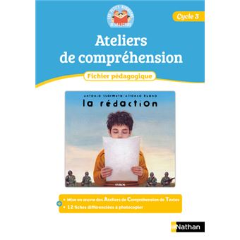 Les Petits Robinsons de la lecture : La rédaction Cycle 3