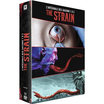 The StrainSTRAIN S1-3-FR