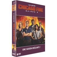 Chicago Fire Saison 5 DVD