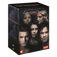 The Vampire Diaries Saisons 1 à 7 DVD