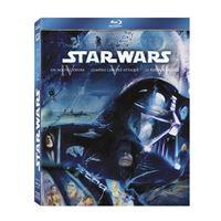 Star Wars Episodes 4 à 6 Coffret Blu-ray
