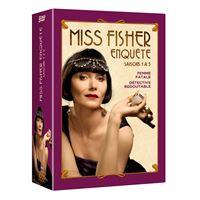 Miss Fisher enquête Saisons 1 à 3 Coffret DVD