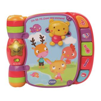 Super Livre Enchante Vtech Do