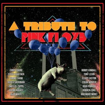 TRIBUTE TO PINK FLOYD/CD+DVD