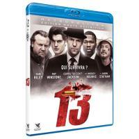 Thirteen (13) Combo Blu-ray DVD