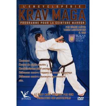 b708dd330505 Krav Maga L encyclopédie Programme pour la ceinture marron DVD ...