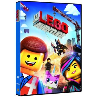 LEGOLego, la grande aventure DVD