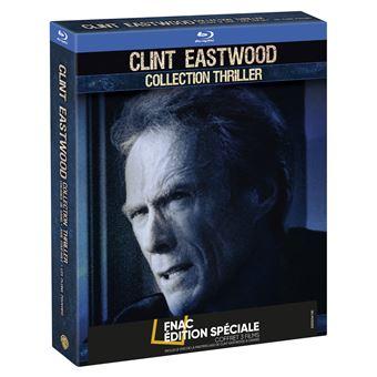 Coffret Eastwood Thriller Edition Spéciale Fnac Blu-ray