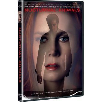 Nocturnal Animals DVD