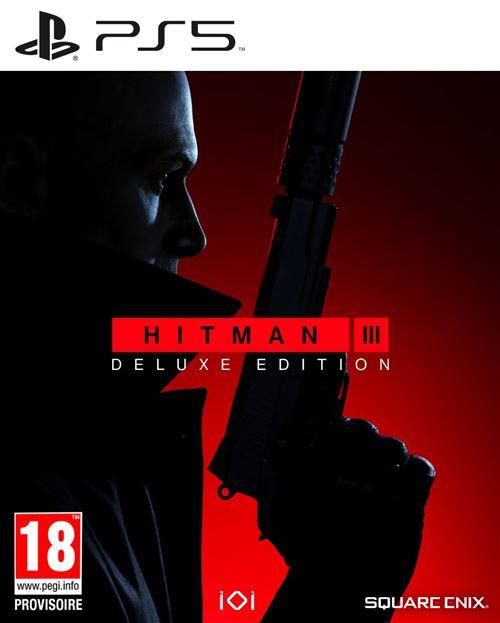 Hitman III Edition Deluxe PS5