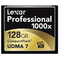 LEXAR CF UDMA7 - 128 GO 1000X