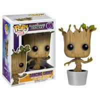 Figurine Funko Pop Marvel Les Gardiens de la Galaxie Dancing Groot