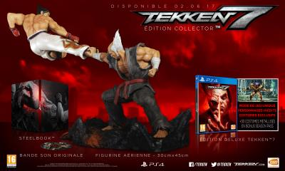 Tekken 7 Edition Collector PS4