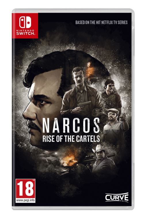 Narcos Rise of the cartels Nintendo Switch