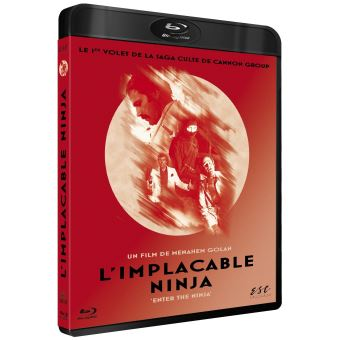 IMPLACABLE NINJA-FR-BLURAY