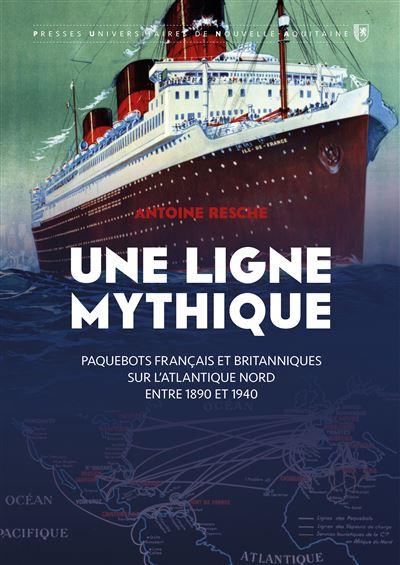 """""""Une ligne mythique"""" par Antoine Resche Une-ligne-mythique"""