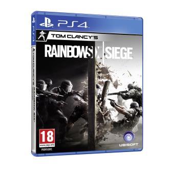 ANT RAINBOW 6 SIEGE PS4