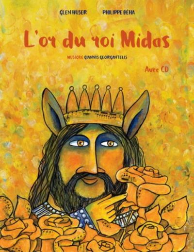 L'or du roi Midas