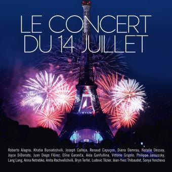Le concert du 14 Juillet Coffret