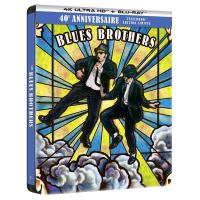 The Blues Brothers Steelbook Edition Collector Limitée Blu-ray 4K Ultra HD