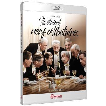 Ils étaient neuf célibataires Blu-ray