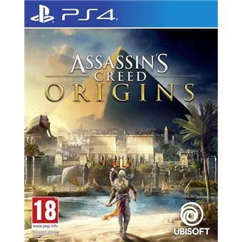 Assassin's Creed Origins Mix PS4