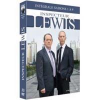 Inspecteur Lewis Saisons 1 à 9 Coffret DVD