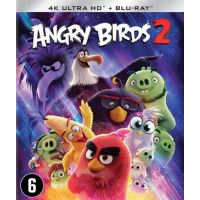 Angry Birds Movie 2 Blu-Ray 4K