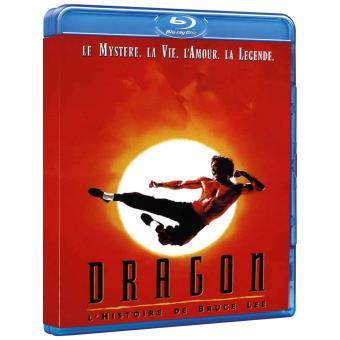 Dragon, l'histoire de Bruce Lee Blu-ray