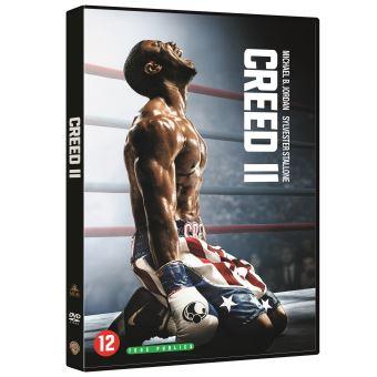RockyCreed II DVD