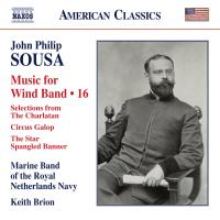 MUSIC FOR WIND BAND VOL 16