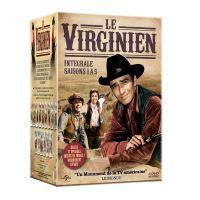 Coffret Le Virginien Saisons 1 à 5 DVD