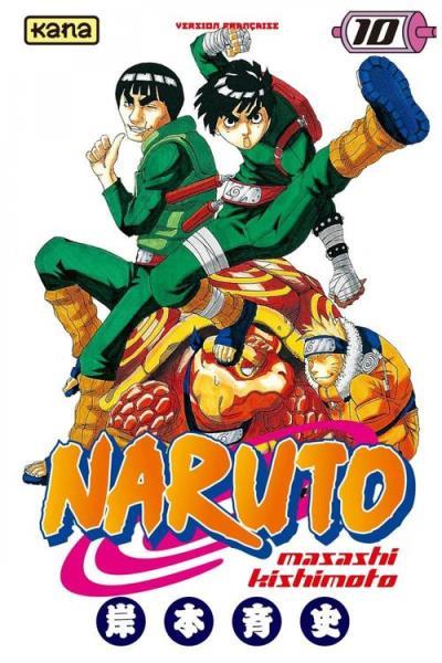Naruto - Tome 10 - 9782505031130 - 4,99 €