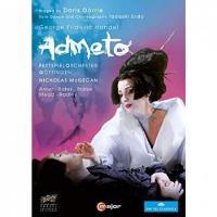 Admeto DVD
