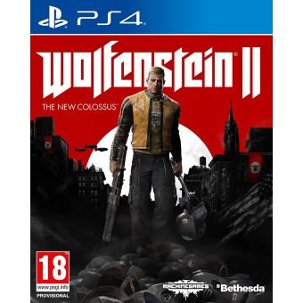 WOLFENSTEIN 2 : The New Colossus Mix PS4