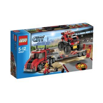 60027 De Truck Du Le Lego® Camion City Monster Transport WHY9ED2I