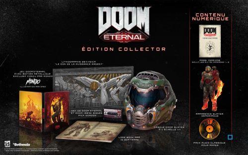 Doom Eternal Edition Collector PS4